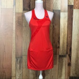 Adidas adizero racerback tennis dress large